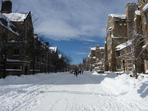 Photo credit to Evelyn Robertson '15