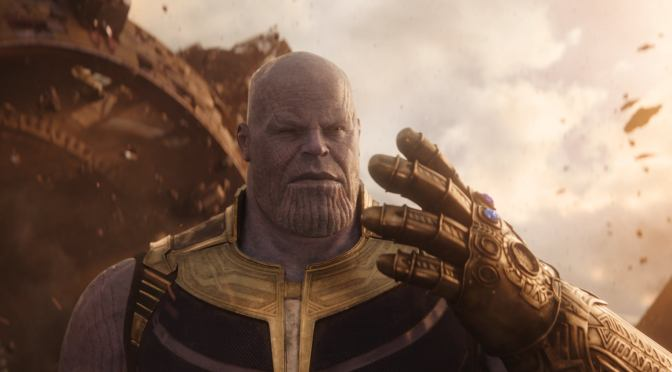 Thanos and Theodicy: Why don't we just fix the world? (Part 1)