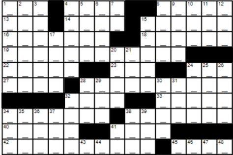 Crossword: Finding the Gospel in Interesting Places